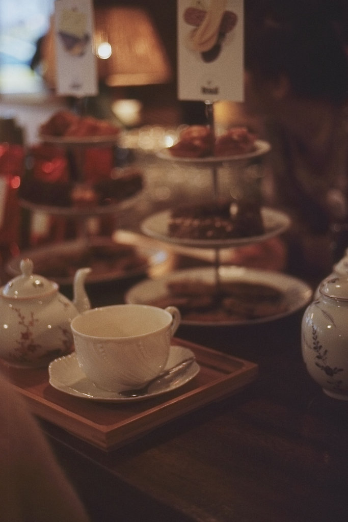 Michalak tea time